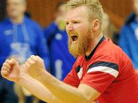 Forsvarsekspert Anders Udemark var stærkt medvirkende til sejren mod Aalborg.