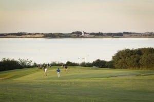 Korsør Golf Klubs bane