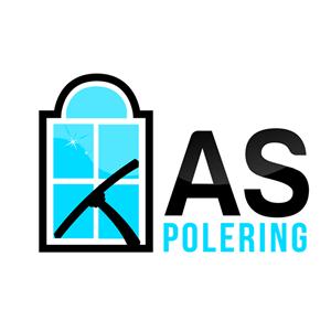 logo as polering