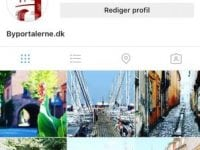 Find Byportalerne på Instagram