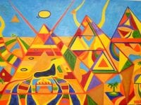 Jethoni Pyramide