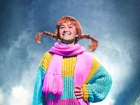Oplev Pippi Langstrømpe på teatret i efterårsferien